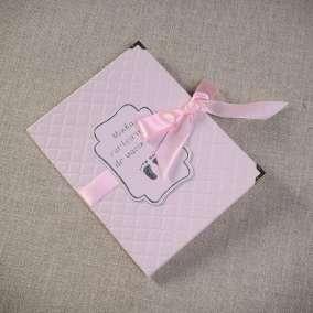 Caderneta de Vacina Luxo Rosa
