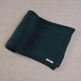 Manta Turin Verde Musgo