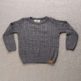 Sweater Collors Chumbo
