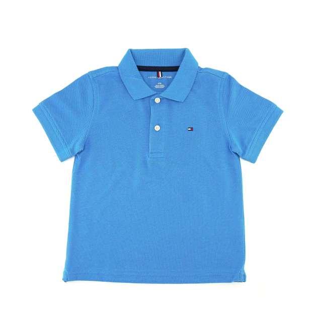 Camiseta Gola Polo Azul Tommy