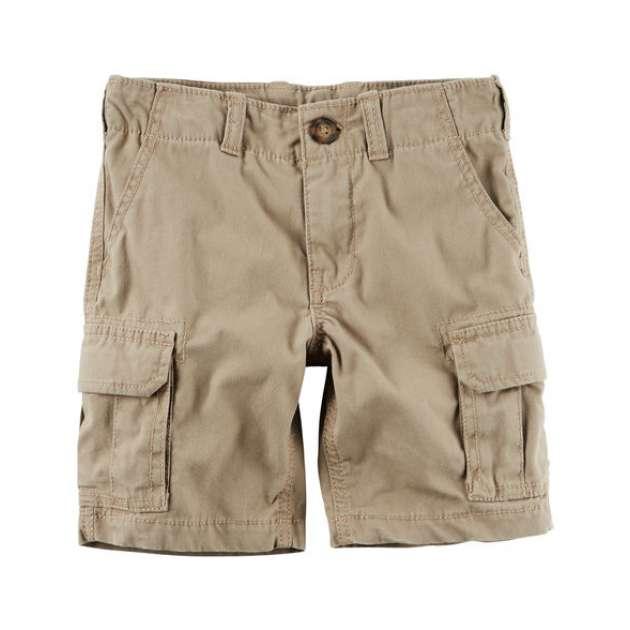 Bermuda Jeans Bege  Carter's