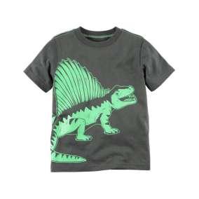 Camiseta Verde Militar Dino Carter's