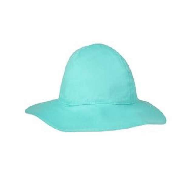 Chapéu Reversível Branco/Verde