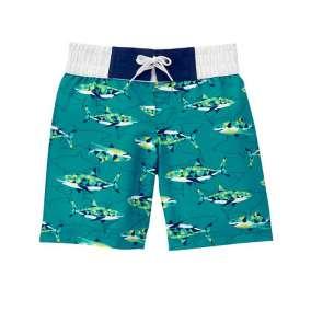 Calção Azul Tubarões