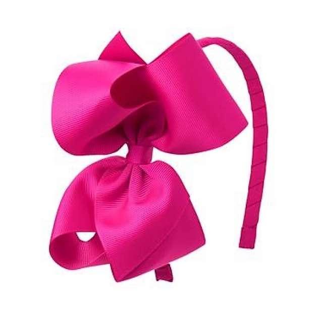 Tiara Pink Laço