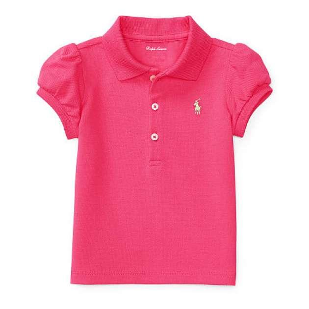 Camiseta Pink Polo Ralph Lauren