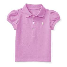 Camiseta Roxa Polo Ralph Lauren