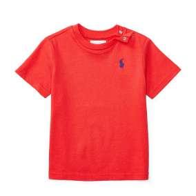 Camiseta Vermelha  Polo Ralph Lauren