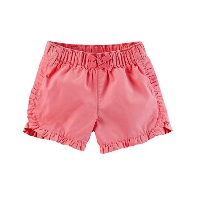 Short Rosa Babado Carter's