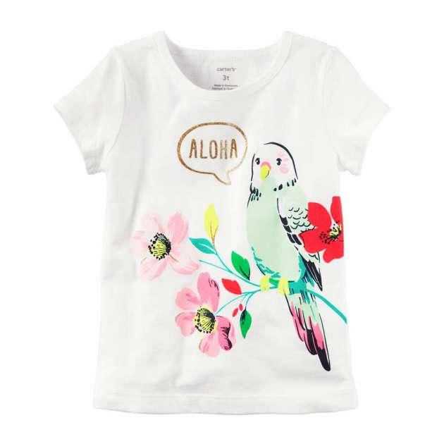 Camiseta Aloha Carter's