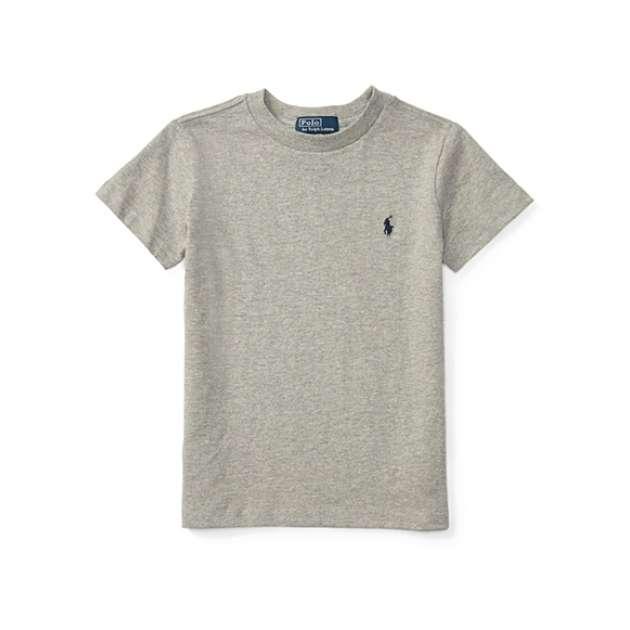 Camiseta Cinza Polo Ralph Lauren